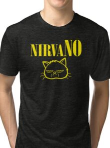 NirvaNO Tri-blend T-Shirt