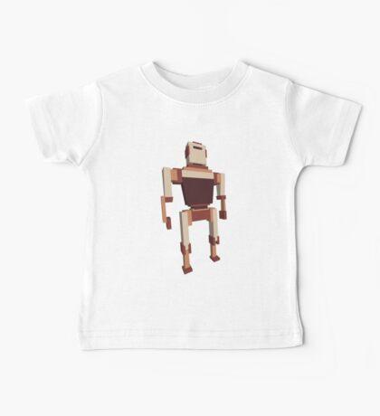 heartless robot Baby Tee