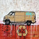 Graffiti Van by GRAFFMATT