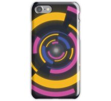 Funky Vortex Odyssey  iPhone Case/Skin