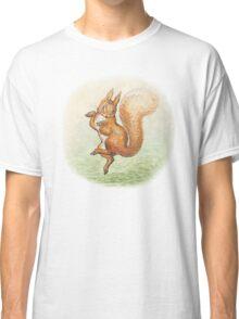Beatrix Potter Squirrel Nutkin Classic T-Shirt