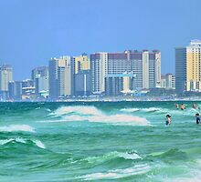 Down On PCB by RickDavis