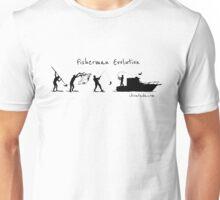 Evolution at it's best Unisex T-Shirt
