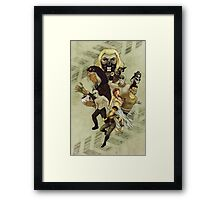 Mad Max - Witness Me Framed Print