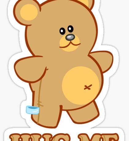 HUG ME! Sticker