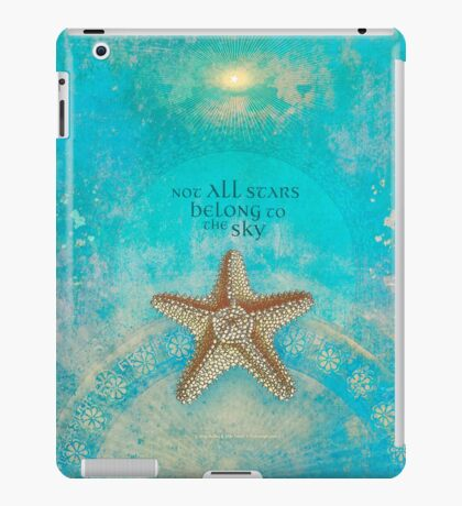 Not All Stars Belong to the Sky iPad Case/Skin