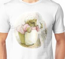 Mrs Tiggywinkle Beatrix Potter  Unisex T-Shirt