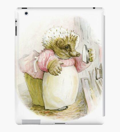 Mrs Tiggywinkle Beatrix Potter  iPad Case/Skin