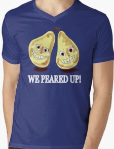 WE PEARED UP  Mens V-Neck T-Shirt