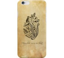 Harry Potter lives on in our hearts iPhone Case/Skin