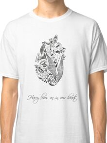 Harry Potter lives on in our hearts Classic T-Shirt