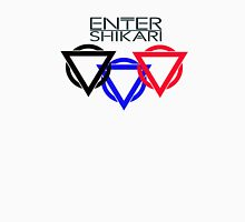 Enter Shiakri logo - White Unisex T-Shirt