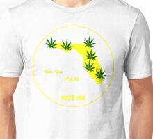 Florida Legal Marijuana Vote  Unisex T-Shirt