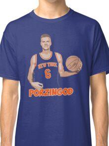KRISTAPS PORZINGOD Classic T-Shirt