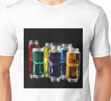 color jars Unisex T-Shirt