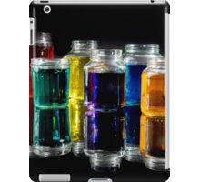 color jars iPad Case/Skin