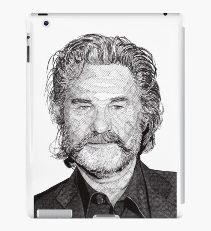 Kurt iPad Case/Skin