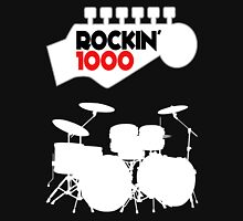 Rockin' 1000 drum Unisex T-Shirt