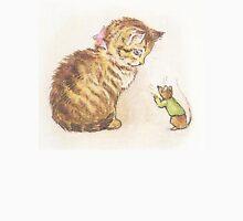 Beatrix Potter Cat and Mouse Unisex T-Shirt