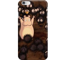 Soot Sprites - Spirited Away iPhone Case/Skin