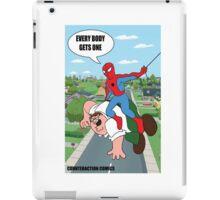 Family Guy Amazing Fantasy 15 Homage iPad Case/Skin