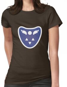 Undertale Delta Rune Toriel's symbole Womens Fitted T-Shirt