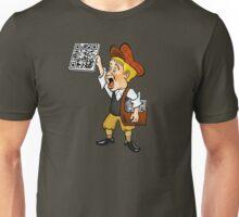 i-Paper Boy  Unisex T-Shirt