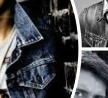 Tom, Matthew, James & Oliver Sticker