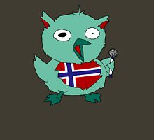 norwegian rock star Unisex T-Shirt