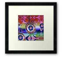 The Fractal Abstract Framed Print