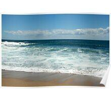 Yamba Beach Poster