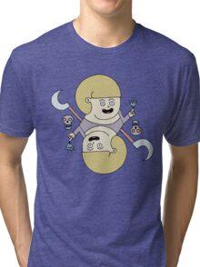 death kid Tri-blend T-Shirt