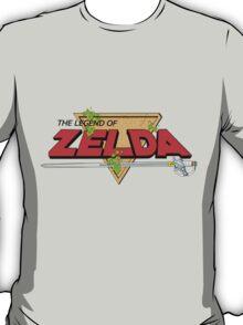 The Legend of Zelda Logo T-Shirt