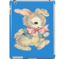 Playful Bunny iPad Case/Skin