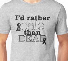 Melanoma Awareness Unisex T-Shirt