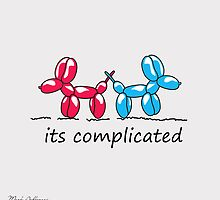 its complicated  by motiashkar