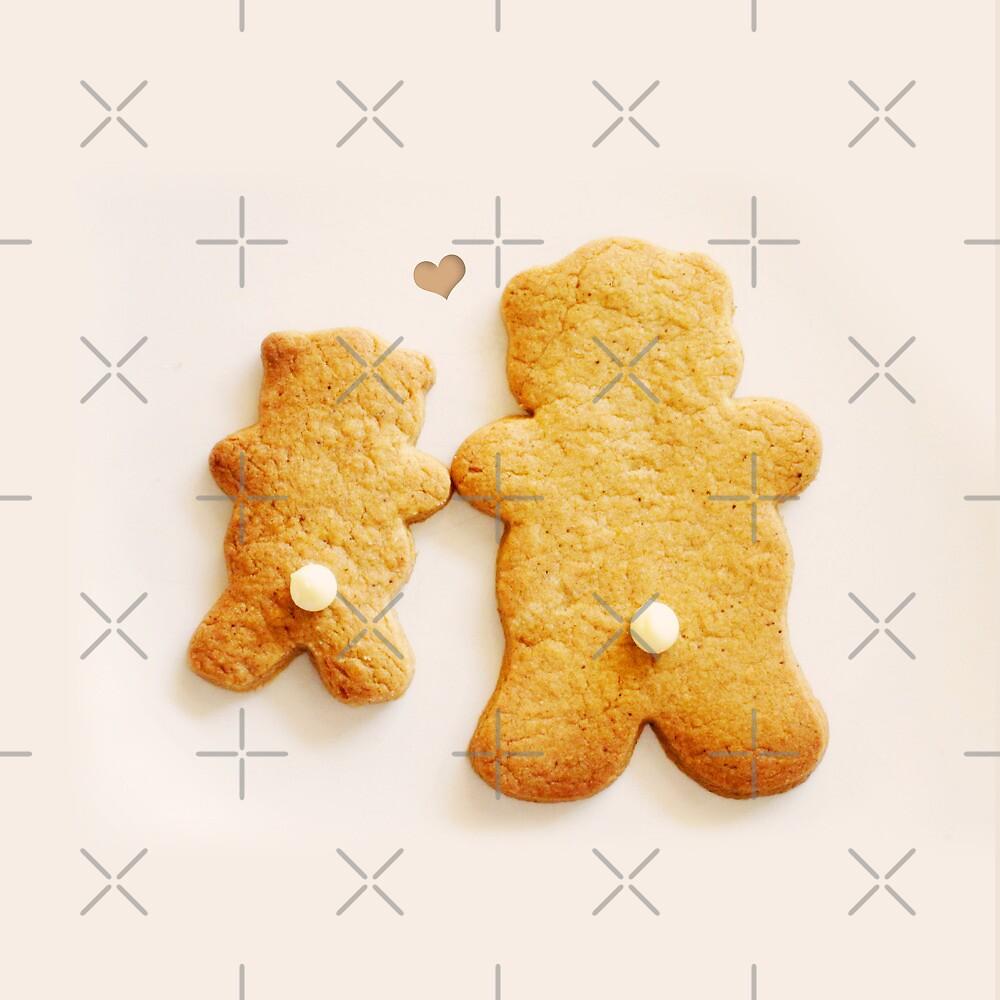 Ginger Bears by Panda And Polar Bear