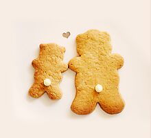 Ginger Bears by Panda And Polar Bear