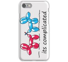its complicated  iPhone Case/Skin