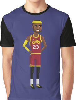 LeBron Graphic T-Shirt