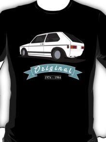 White OG MKI Golf Graphic T-Shirt