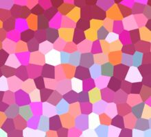Mosaic Sparkley Texture Sticker
