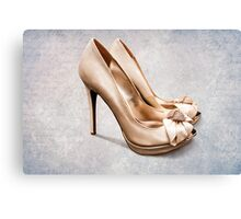 All you need are shoes Canvas Print