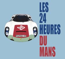 LE MANS t-shirt by verde57
