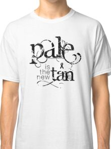Pale is the New Tan Classic T-Shirt