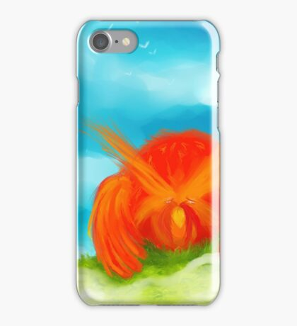King Bird iPhone Case/Skin