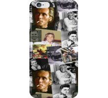 BILLY FURY through the ages iPhone Case/Skin