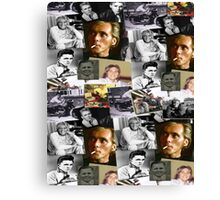 BILLY FURY through the ages Canvas Print