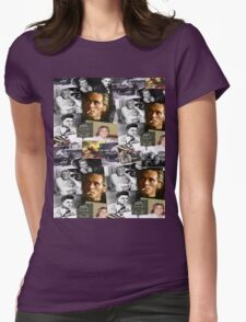 BILLY FURY through the ages Womens Fitted T-Shirt