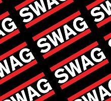 SWAG Pattern - Run Dmc Style by CreativoDesign